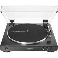 Audio-Technica Consumer AT-LP60XUSB Stereo Turntable (Black)