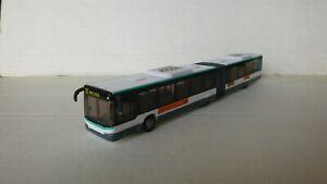 Bus Articulé Neoplan RATP Ligne 185   à l'échelle 1/87 ème