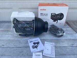 Godox MS200 200W 2.4G X System Studio Strobe Head Monolight Flash Light 110V
