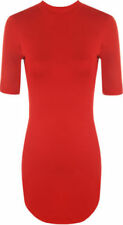 Vestidos de mujer de color principal rojo talla 40