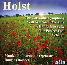 Douglas Bostock, G. - Cotswolds Symphony & Walt Whitman Overture [New CD]