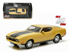 GONE in 60 ELEANOR 1973 Ford Mustang Mach 1 Diecast Car 1:43 Greenlight 5 inch