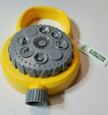Expert Gardener 8 Pattern Lawn Sprinkler ~ Free Fast Shipping ~ New With Tags