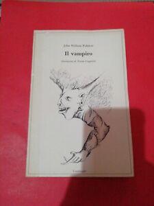 Il Vampiro Polidori Libro Illustrato Melangolo