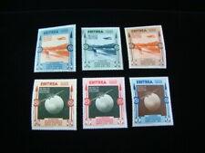 Eritrea Scott #C1-C6 Set Mint Never Hinged