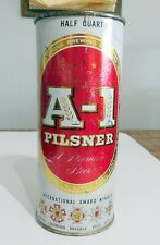"A-1 Pilsner Phoenix, Arizona ""One Full Pint"" USBC 224-10 16oz flat Tough One"