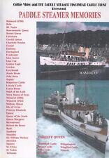Paddle Steamer Memories Dvd: Waverley Balmoral Embassy Monarch Jupiter Glen Usk