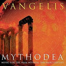 Vangelis and Battle Mythodea Music for the NASA Mission 2001 Mars Odessy CD New