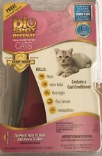 Bio Spot Defense™ With Smart Shield Flea Tick Cats 5 Lbs Under 12 Weeks+ 6 month