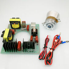 US Stock 110VAC 60W 40KHz Ultrasonic Cleaning Transducer Cleaner & Driver Board
