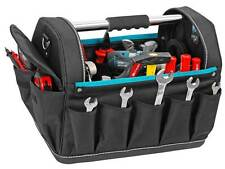 """Makita P-72001 Blue Large Open Tote Bag 18"""" Hand & Power Tool Toolbag + Strap"""