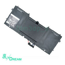 C4K9V Battery for DELL XPS 12 -L221x 9Q33 9333 Ultrabook 13 XPS13 13-L321X 55Wh