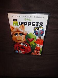The Muppets (DVD, 2012) Disney