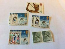 Francobolli europei usati 3 francobolli