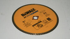 DeWalt XP Extended Performance DW4702 7 inch 178mm Dry/Wet Diamond Blade - New