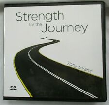 "TONY EVANS ""STRENGTH FOR THE JOURNEY"" - 8-CD-SET"