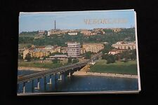 Lot Set 14 Cheboksary Chuvashia PC Card Soviet Postcards Postal Cards Unused