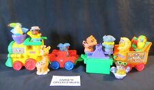 Fisher-Price Little People Circus train set with animals and music playset