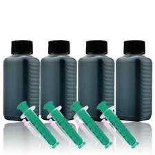 400ml Nachfülltinte Drucker Tinte für HP Officejet 2600 4639 Envy 5536, schwarz