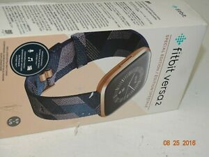Fitbit Versa 2 Special Edition Alexa Built-in Health & Fitness Smartwatch (FN22)