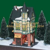 Christmas In The City Department 56 WINTERGARTEN CAFE! 58948 NeW! FabULoUs!