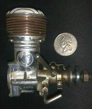 Vintage Bullet Motors Model Ignition Engine FF CL
