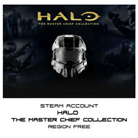 Halo: The Master Chief Collection Steam Account
