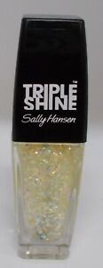 Sally Hansen Triple Shine Nail Polish Nail Enamel PEARLY WHITES 300