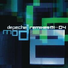 Depeche MODE-remixé 81&gt04 (double CD) 2 CD international pop NEUF