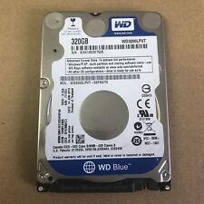 """WD Blue 320GB 2.5"""" 7mm 5400 RPM 8MB SATA3 Laptop HDD Hard Drive"""