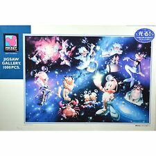 DISNEY Mickey Unlimited STARRY FANTASY Constellation Jigsaw Puzzle 1000 JAPAN