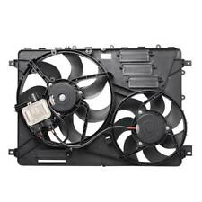 Radiator Cooling Fan Assembly for 12-16 Land Rover Discovery Sport LR2 Evoque