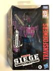 Hasbro Transformers Generations War for Cybertron Siege Spinister Deluxe New