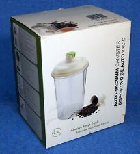 Keep Fresh Food Vacuum-Storage System, 3.5L container, boxed, instructions