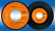 Philippines CINDERELLA Bato Sa Buhangin OPM 45 rpm Record