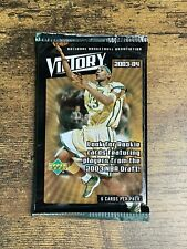 2003 Upper Deck Victory Basketball Sealed Pack From Sealed Box LeBron James RC?