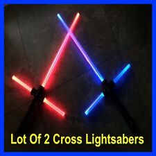 Lightsaber Star Wars Kylo Ren Lightsaber Force Awakens Blade NEW - LOT OF 2