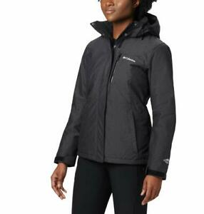 Columbia Alpine Action Women's OH Ski Waterproof Sports Jacket black 010 Size XS