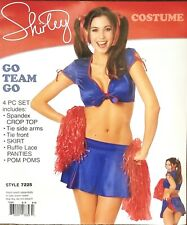 Shirley Sexy Cheerleader, Go Team Go Women's Costume