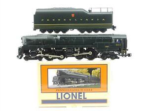 O Gauge 3-Rail Lionel 6-28063 PRR Pennsylvania 4-4-4-4 Duplex Steam #5511 w/TMCC