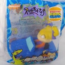 vintage Burger King Kids Club toy Nickelodeon Rugrats Anjelica blue car 1998 new