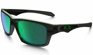 NEW Oakley Jupiter Squared - Sunglasses Polished Black / Jade Iridium, OO9135-05
