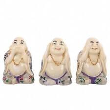 La Sagesse Des 3 Bouddhas - Ne Rien Voir, Dire, Entendre