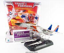 Walmart Exclusive Transformers G1 MASTERPIECE STARSCREAM Complete With Box