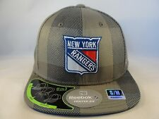 New York Rangers NHL Reebok Flex Cap Hat Size S/M