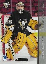 MARC-ANDRE FLEURY SP RC 2003-04 IN THE GAME BE A PLAYER  ROOKIE PENS VEGAS MVP?