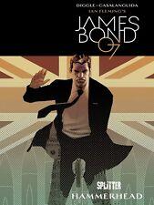 James Bond 007 #3: Hammerhead - Deutsch - Splitter - Comic - NEUWARE