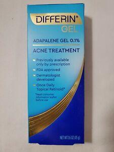 Differin Adapalene Acne Treatment Gel (45 g)