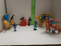 Disney Elena of Avalor Skylar Action Figure Flying Jaquins Lot of 7- Fast ship