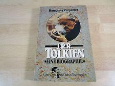 Humphrey Carpenter: J. R. R. Tolkien - Eine Biographie / Taschenbuch (1983)